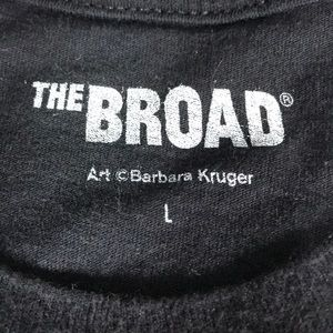 THE BROAD Shirts - Barbra Kruger your body is a wonderland